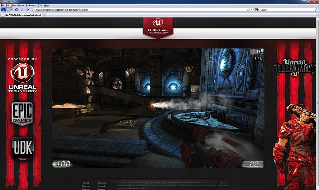 Game News: Epic Games partners with Adobe to bring Flash