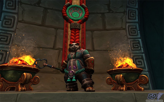 World of Warcraft: Mists of Pandaria expansion (PC)