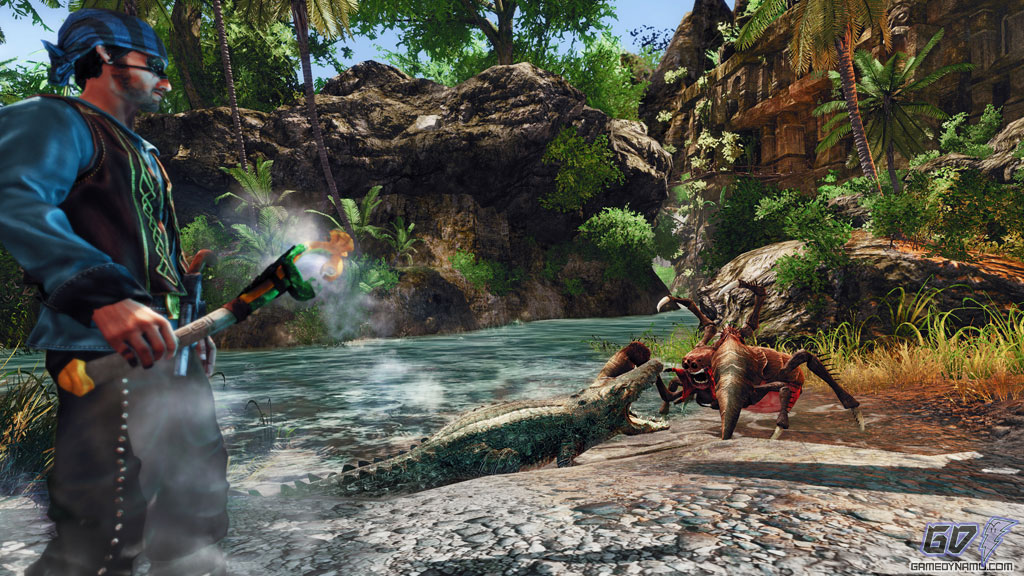 Risen 2: Dark Waters (PC, PS3, Xbox 360) Hands-On Preview Screenshots