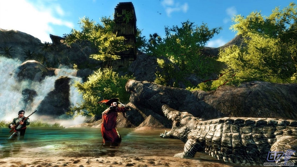 Risen 2: Dark Waters (PC) Review Screenshots
