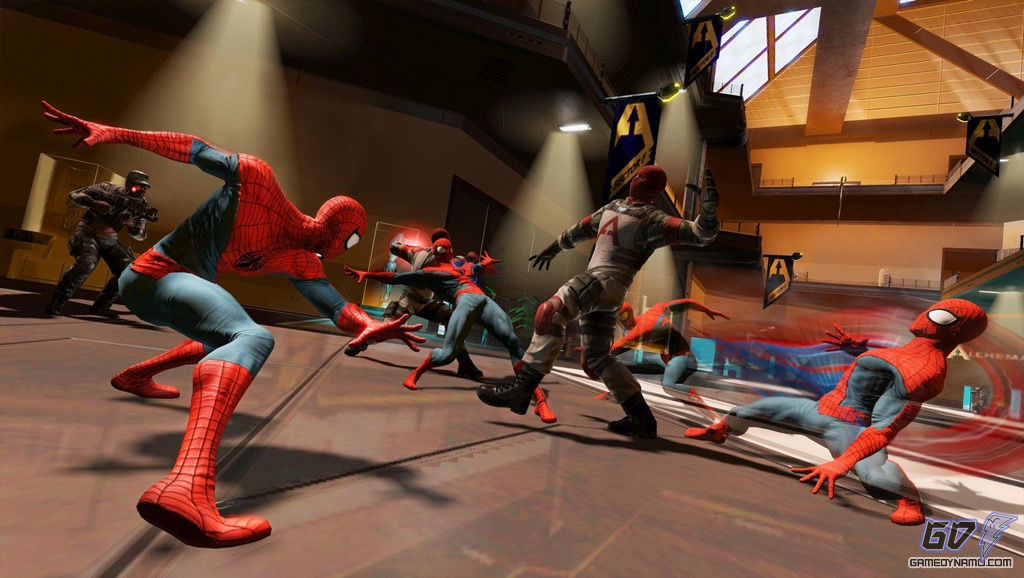 Spider-Man: Edge of Time (Xbox 360) Review | GameDynamo