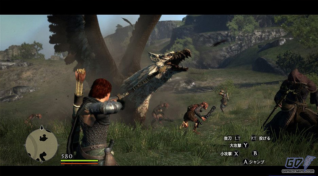 Dragons Dogma( PS3, Xbox 360) Review Screenshots