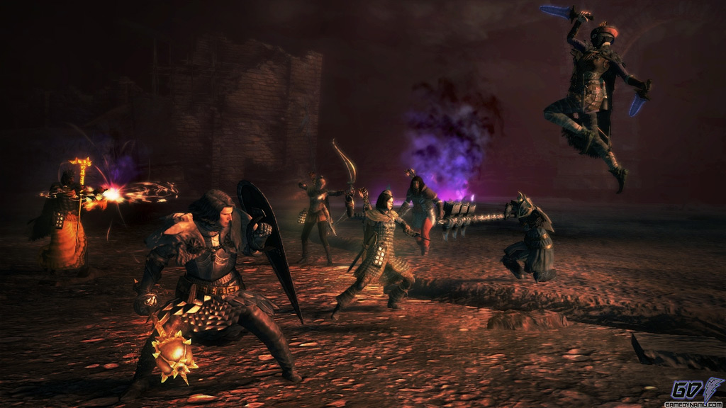 Dragon's Dogma Ur-Dragon event mode challenge announcement, screenshots & trailer (Capcom, PS3, Xbox, 360)