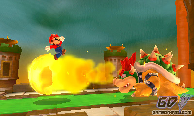 Super Mario 3D Land (Nintendo 3DS) Review Screenshots