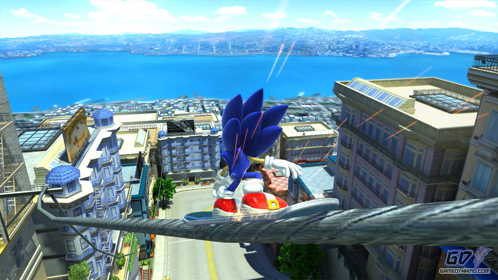 Sonic Generations (PlayStation 3) Review | GameDynamo