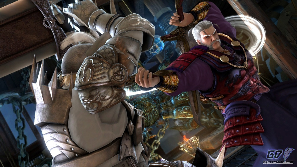 SoulCalibur V (PS3, Xbox 360) Review Screenshots