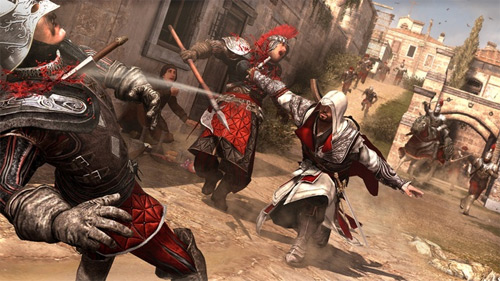 Assassin's Creed: Brotherhood (PC) Review   GameDynamo