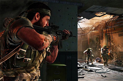 To top it all off, Call of Duty: Black Ops is visually stunning and very