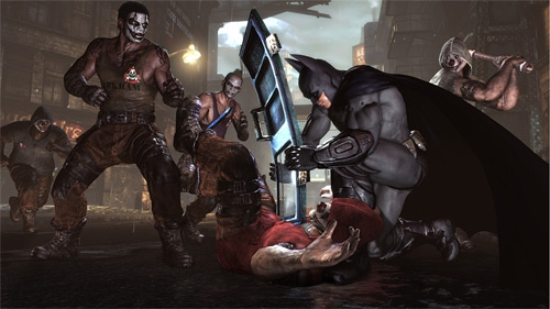 Batman: Arkham City (PC, PS3, Xbox 360) Preview Screenshots