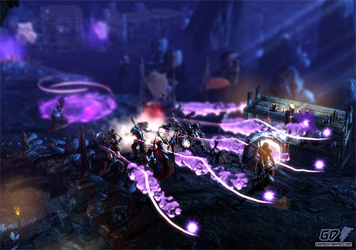 Dungeon Siege III (PC, PS3, Xbox 360) Review Screenshots