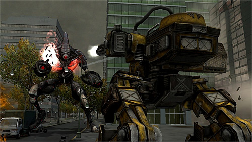 Earth Defense Force: Insect Armageddon (PS3, Xbox 360) Review Screenshots