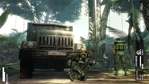 Metal Gear Solid: Peace Walker HD (PS3, Xbox 360) Screenshots