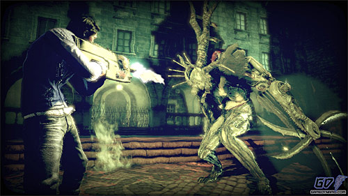 Shadows of the Damned (PS3, Xbox 360) Review Screenshots
