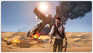 Sony E3 2011 Press Conference: Uncharted 3: Drake's Deception (PS3)
