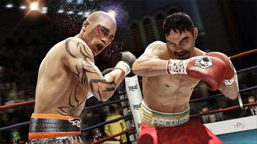 Top 5 Sports Simulation Video Games: Fight Night Champion