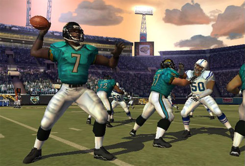 Top 5 Sports Simulation Video Games: Madden NFL 06