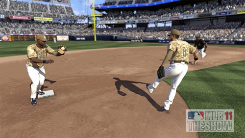 Top 5 Sports Simulation Video Games: MLB The Show 11