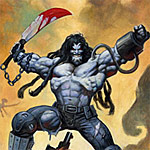 Ten Unlikely Heroes That Would Make Fun Video Games: Lobo