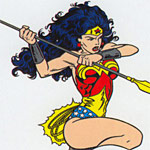 Ten Unlikely Heroes That Would Make Fun Video Games: Wonder Woman