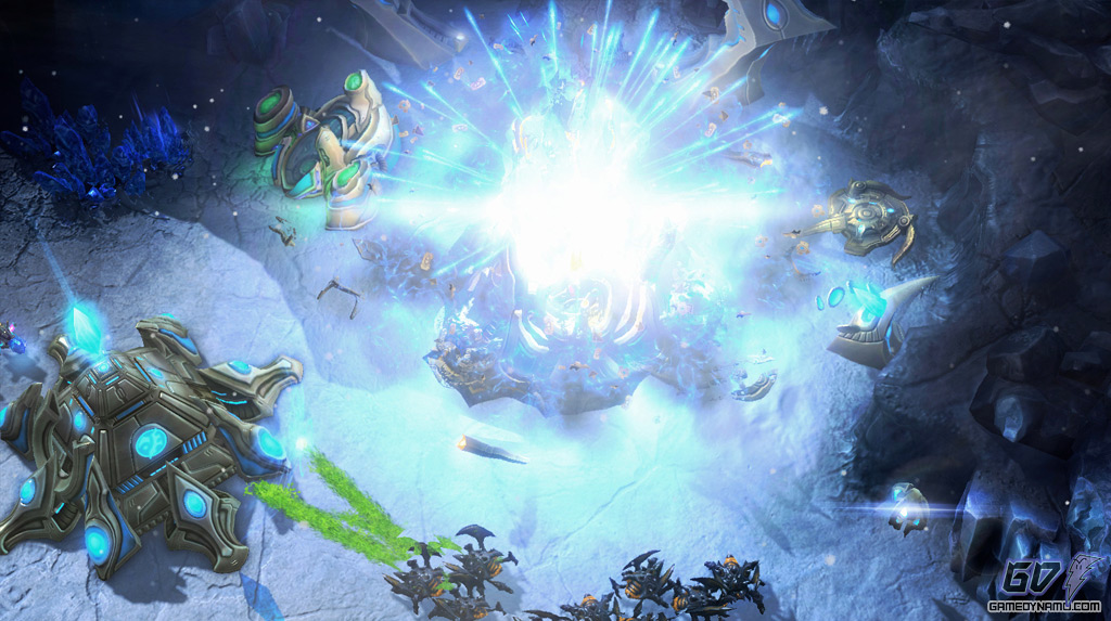 StarCraft II: Heart of the Swarm (PC) Review Screenshots