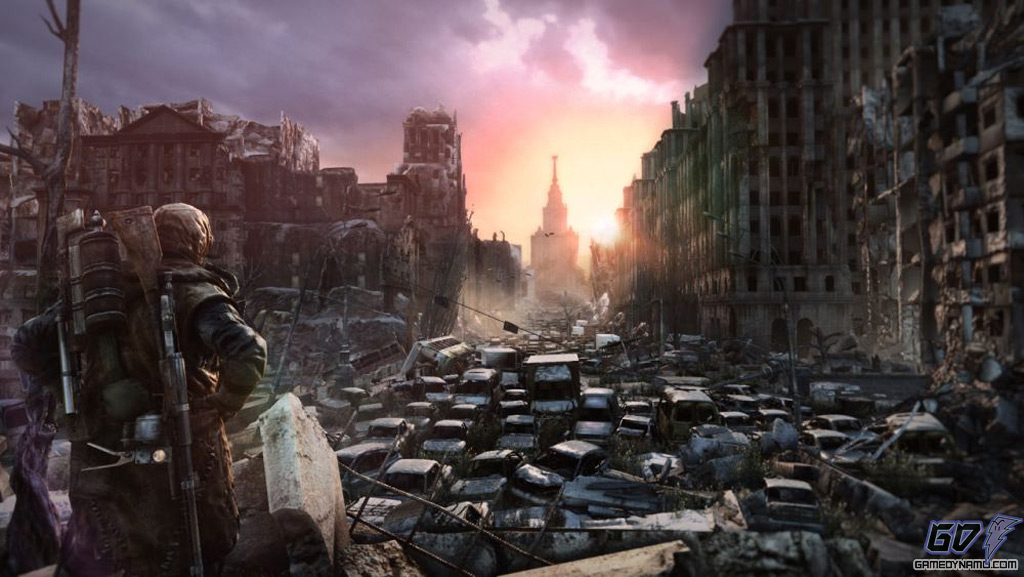 Preview Guide: Top Video Games to Look Forward to in 2013 - Metro: Last Light