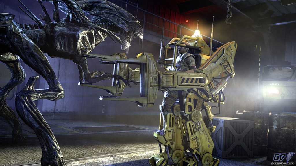 Aliens: Colonial Marines Screenshots (xbox 360, ps3, pc, wii-u)