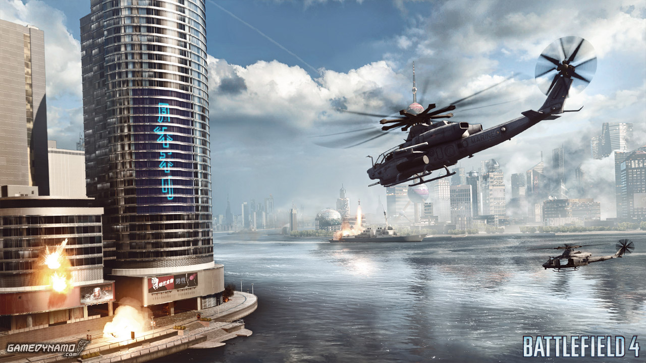 Battlefield 4 Screenshots (Playstation 4, XB1)