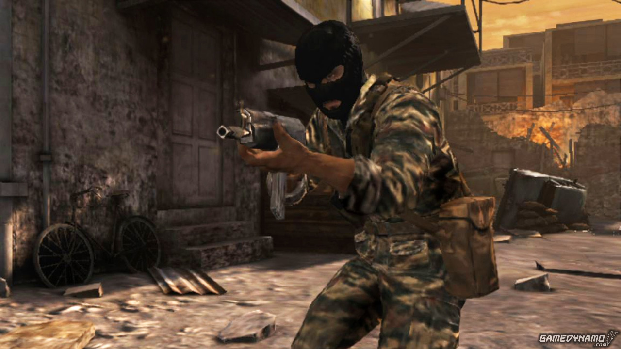 Call of Duty: Black Ops: Declassified Screenshots (vita)