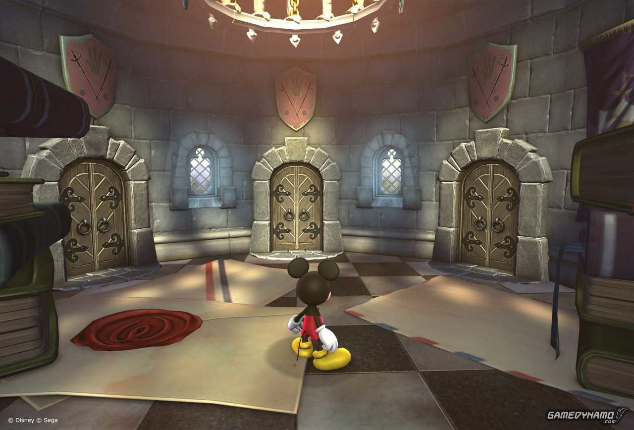 Castle of Illusion Starring Mickey Mouse (Playstation 3, Xbox 360, PC)
