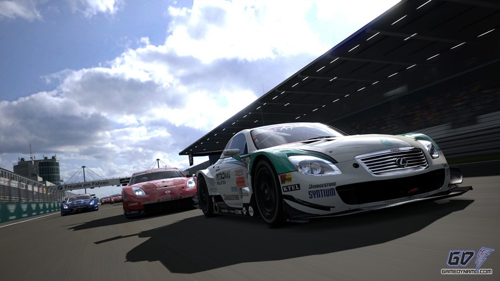 Top 10 Video Game Worlds - Gran Turismo