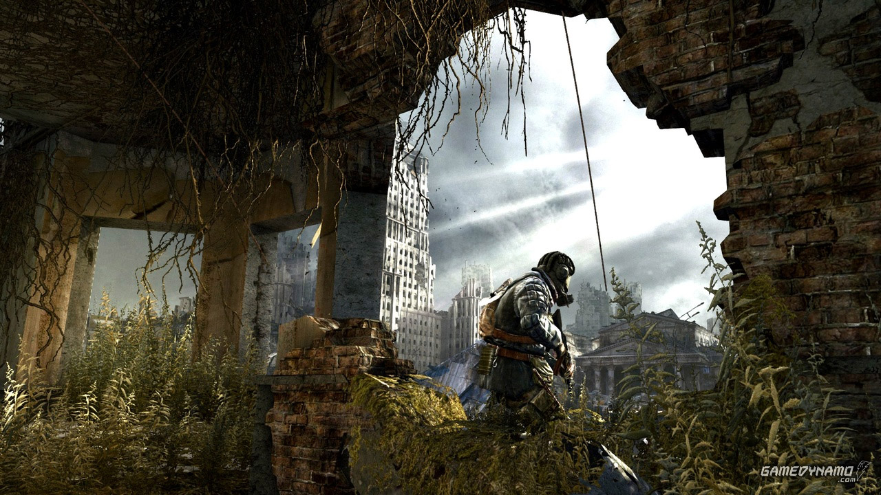 Metro: Last Light Screenshots (PC, Xbox 360, PS3)