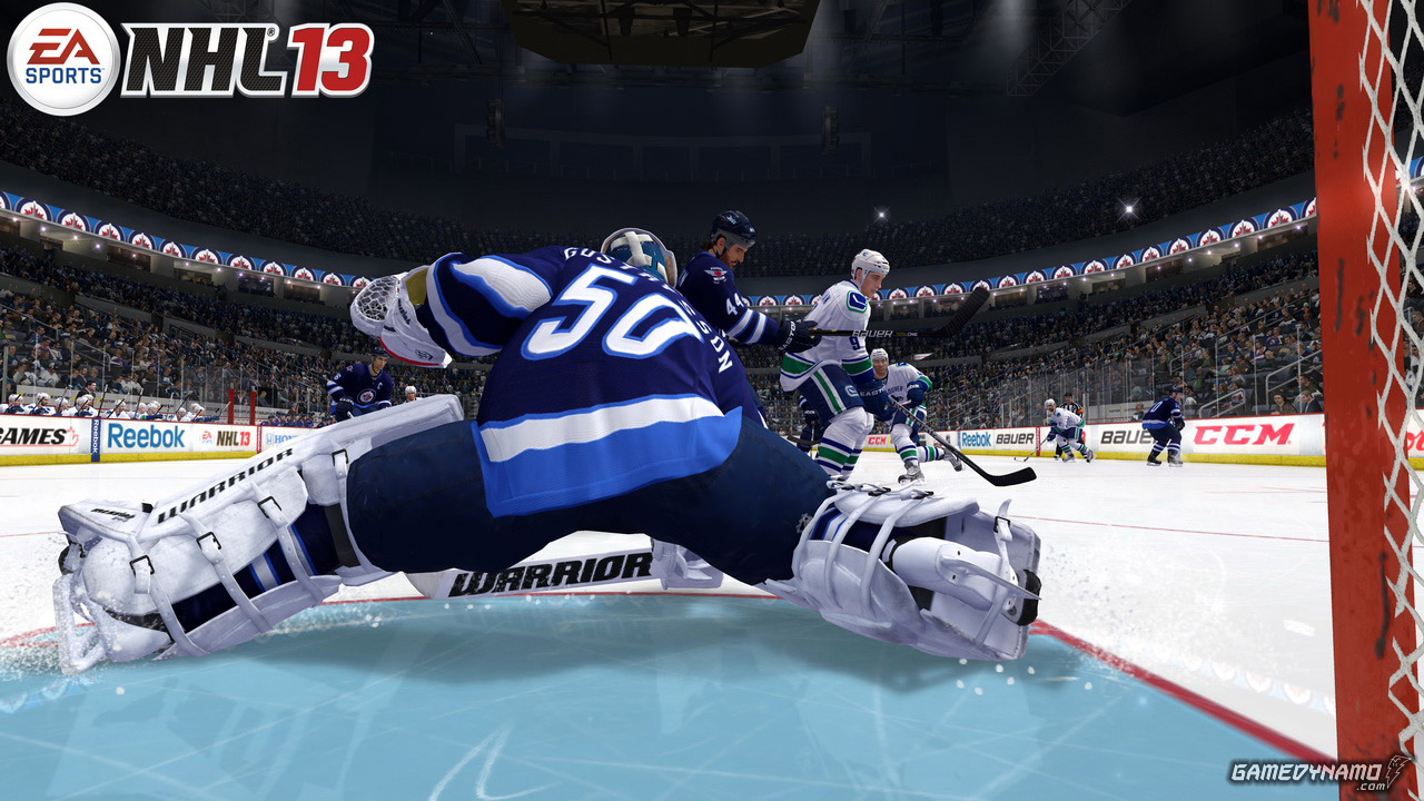 NHL 13 (PS3, Xbox 360) screenshot