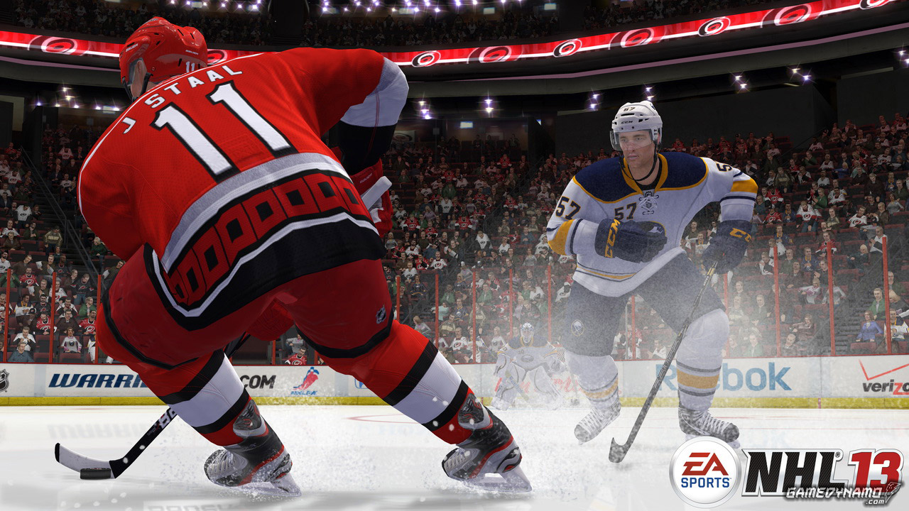 NHL 13 (PS3, XBOX 360) Screenshots
