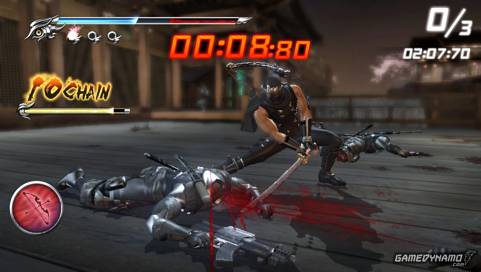 Ninja Gaiden Sigma 2 Plus Playstation Vita Review Gamedynamo