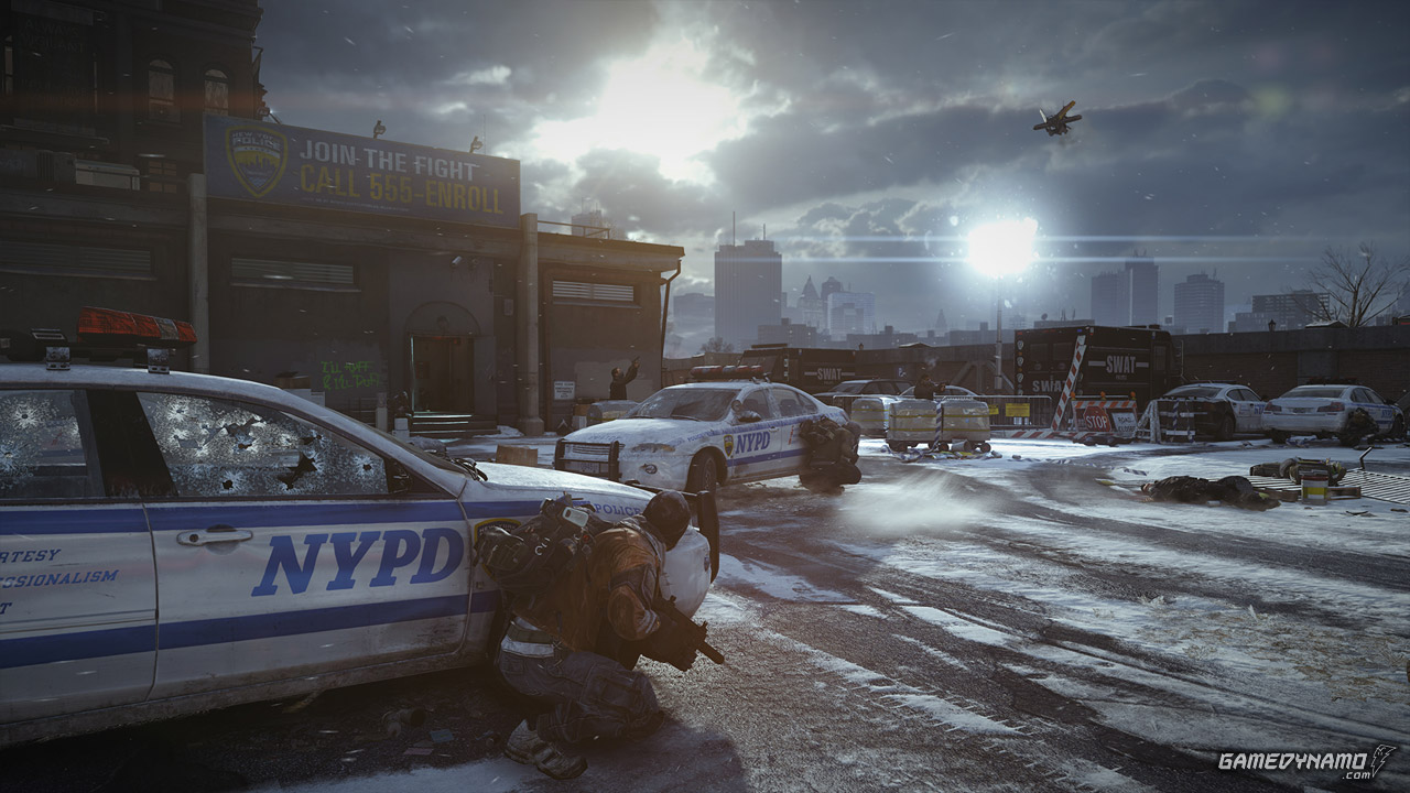 Tom Clancy's The Division Screenshots (Playstation 4, Xbox One)
