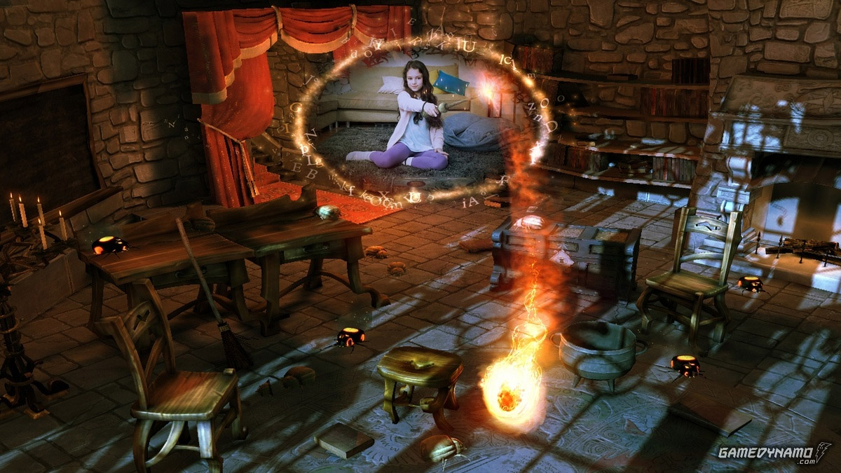 Wonderbook: Book of Spells (PS3) Review Screenshots
