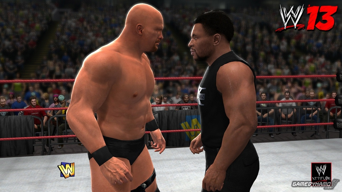 WWE '13 (PS3, Xbox 360) Review Screenshots