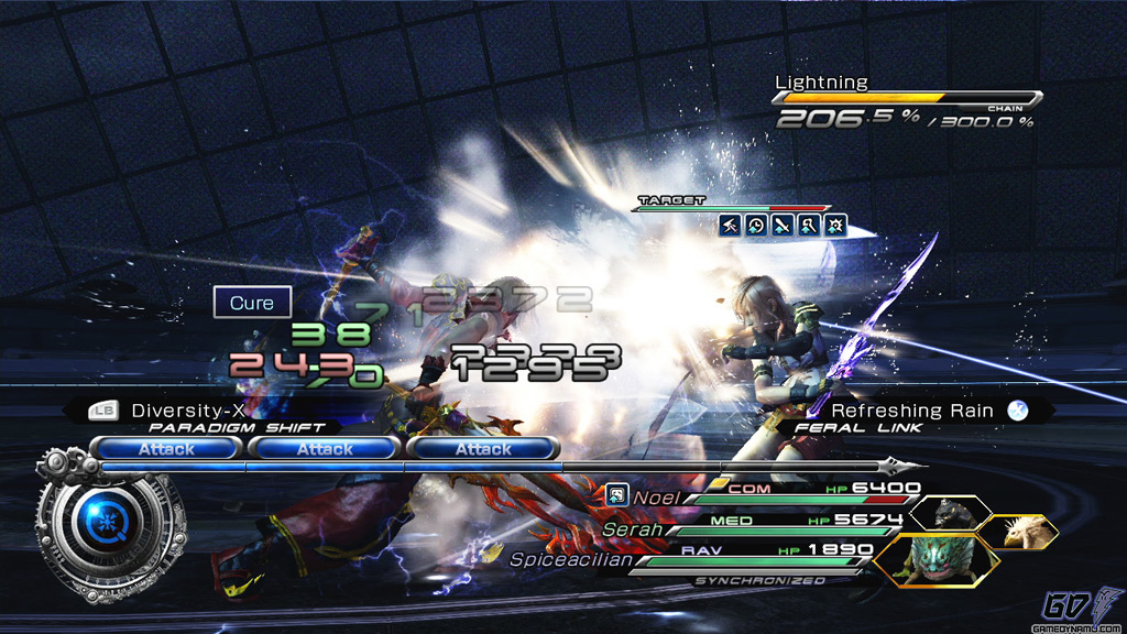 Final Fantasy XIII-2 (PlayStation 3) Review | GameDynamo