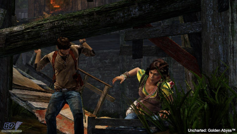 Uncharted: Golden Abyss (PS Vita) Review Screenshots
