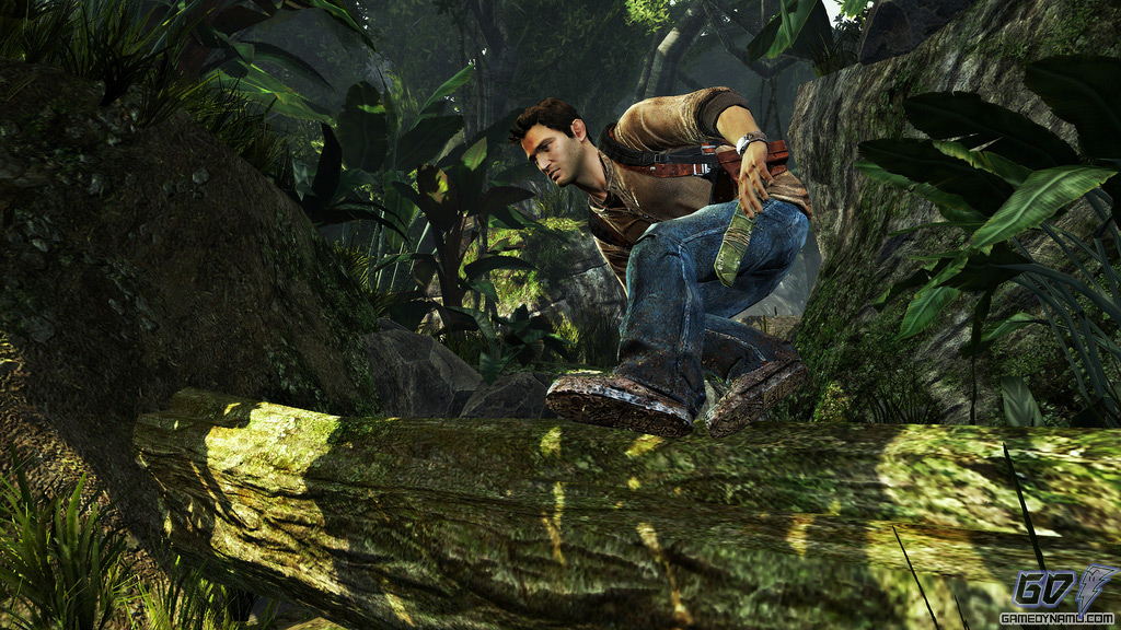 PlayStation Vita In-Depth Review - Uncharted: Golden Abyss