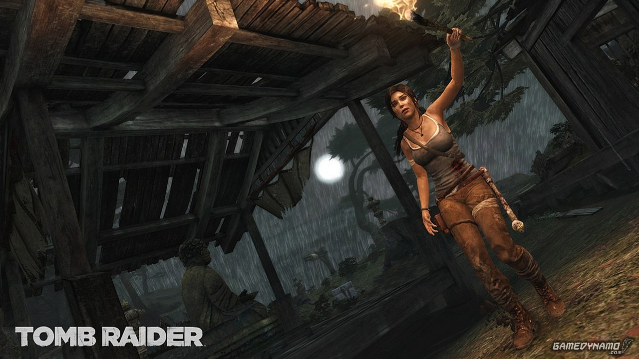 Square Enix drops PC specs for Tomb Raider