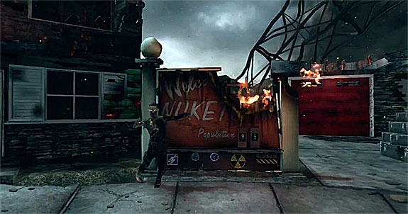 Call of Duty: Black Ops II Nuketown Zombies Screenshots (PC, PS3, Wii U, Xbox 360)