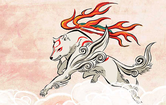 Dogs for the Apocalypse - Amaterasu - Okami