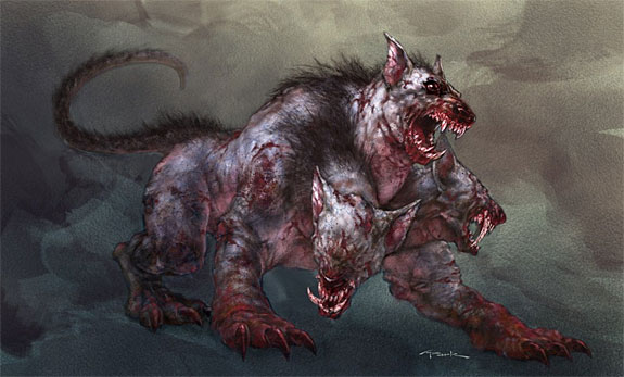 Dogs for the Apocalypse - Cerberus