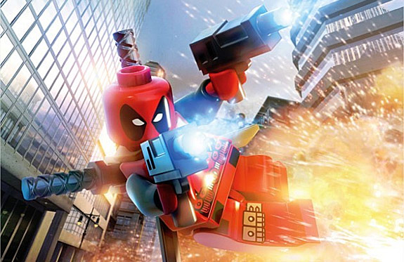 LEGO Marvel Super Heroes (3DS, DS/DSi, WiiU, PC, PS3, PS4, XB1, X360, PSVita) Guide Screenshots