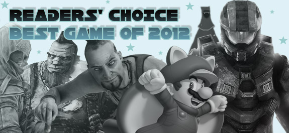 GameDynamo's Readers' Choice 2012: What's the best of these games?