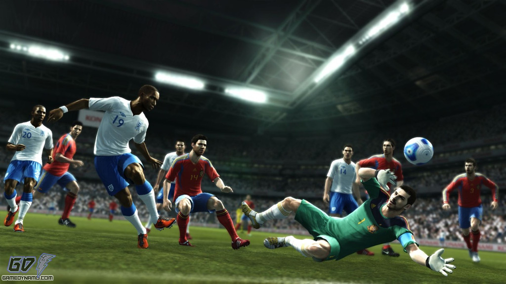 Pro Evolution Soccer 2012 (PS3, Xbox 360) Review Screenshots