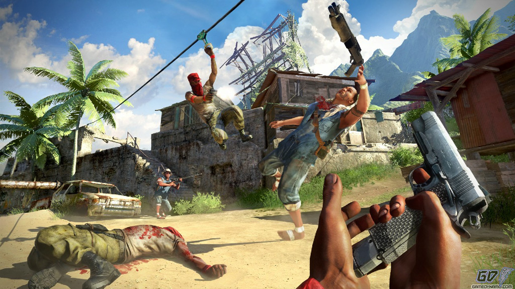 Far Cry 3 (Xbox 360, PS3, PC) Screenshots