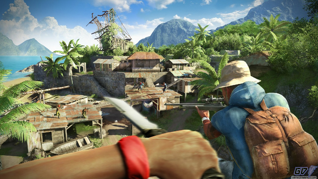 Holiday Gifts: Video Games for Gamers 2012 - Far Cry 3