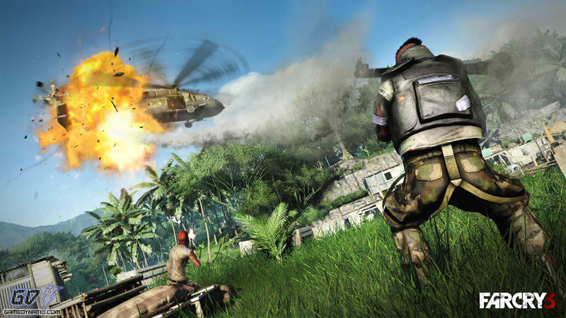 GameDynamo's Readers' Choice 2012: Far Cry 3